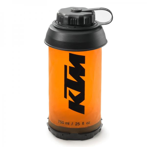 KTM 3pw210020100 UNBOUND FOLDABLE BOTTLE