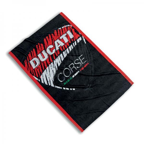 DUCATI 987695091 Ducati Corse Sketch Telo Mare Spugna - Cabutti Motor