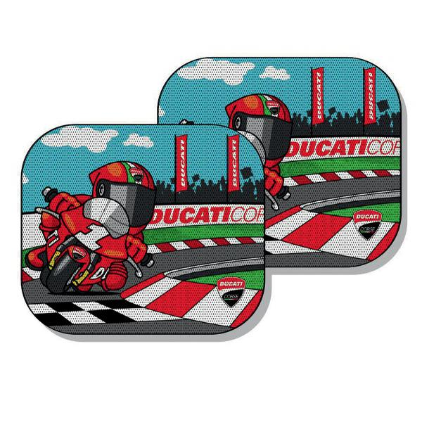 Ducati 987694021 Tendine parasole Cartoon - sun shades - Cabutti Motor
