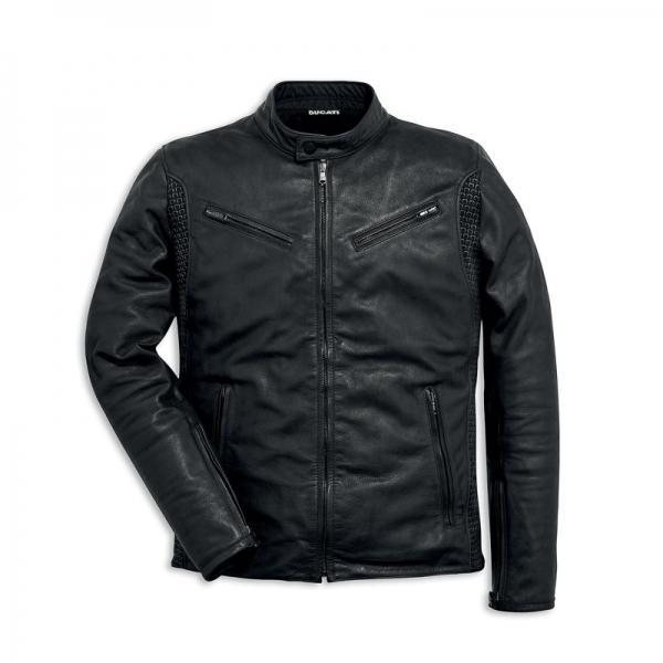 Ducati Soul giacca in pelle - Cabutti motor