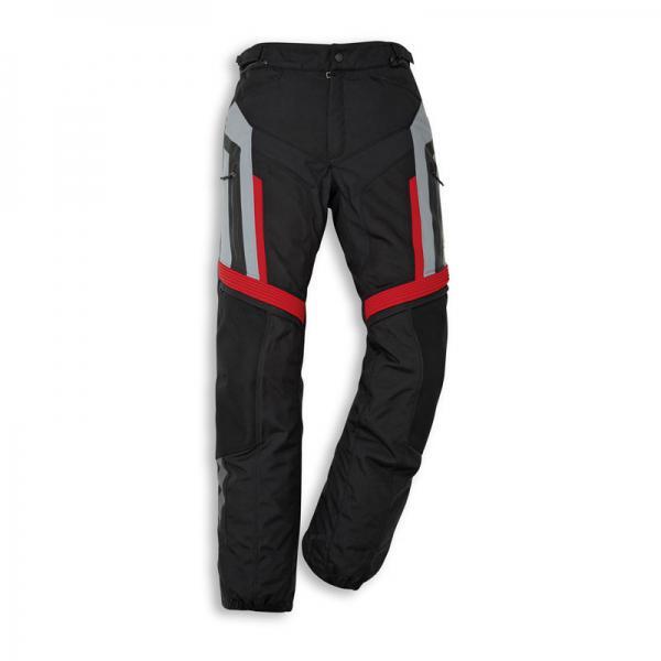 Pantaloni tessuto Tour C4