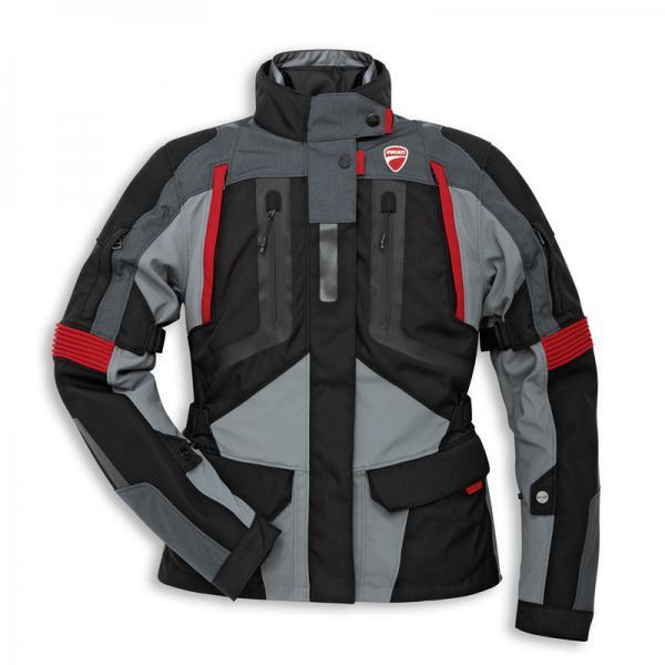 Tour C4 giacca tessuto donna
