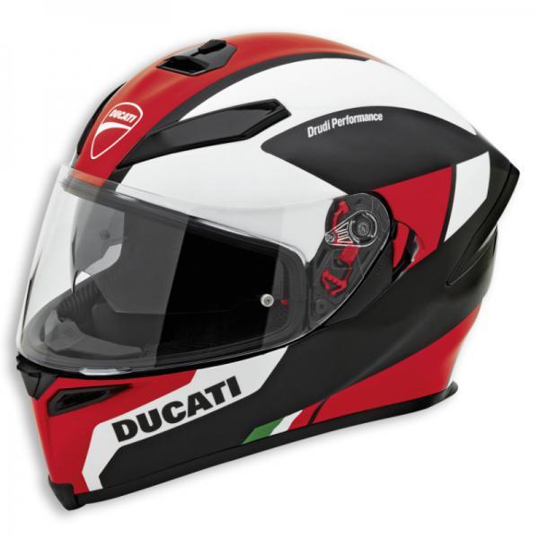 Ducati 981070801 Peak V5 Druidi Performance AGV